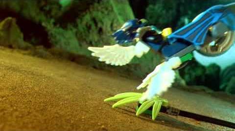 2013 LEGO CHIMA - Nest Dive