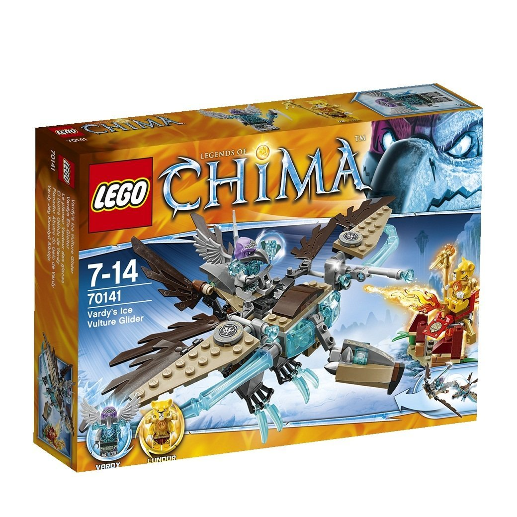 70141 Vardy's Ice Vulture Glider