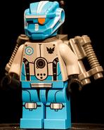 Blue Robot