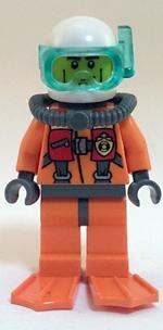 Coast Guard Diver One