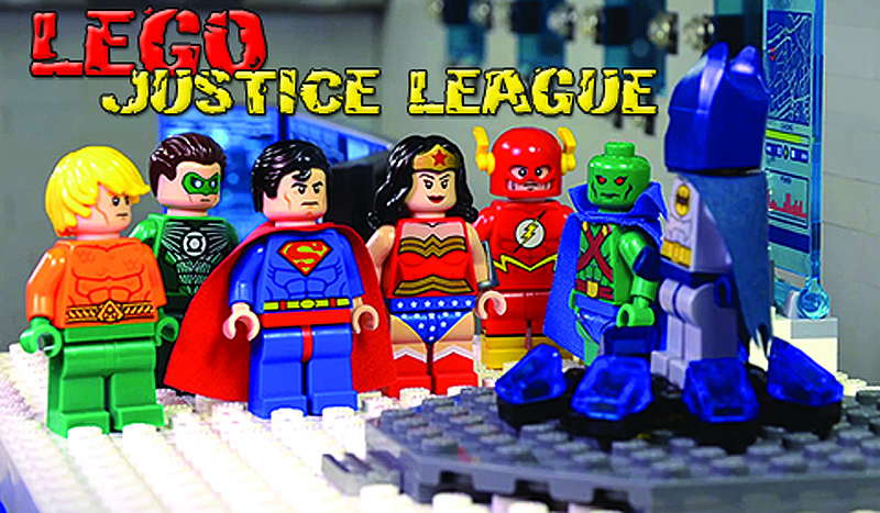 Justice League New Dawn
