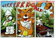 Tygurahs roar comic 3