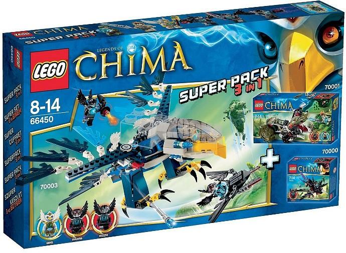 66450 Super Pack 3-in-1