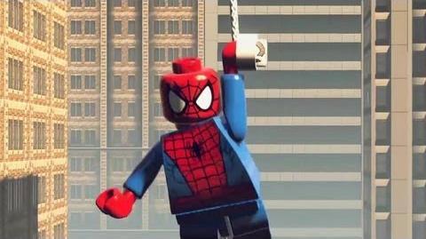 LEGO Marvel Super Heroes Bande Annonce VF (E3 2013)