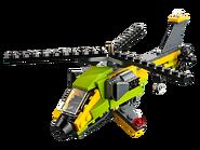 31092 L'aventure en hélicoptère