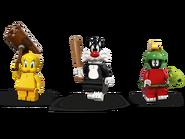 71030 Minifigures Série Looney Tunes 3