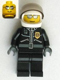 City Police Officer Nine