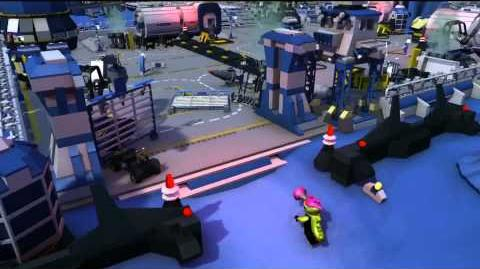 LEGO Minifigures Online Game - Space World Trailer