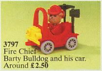 3797 Fire Chief