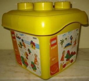 4081 Small Bucket