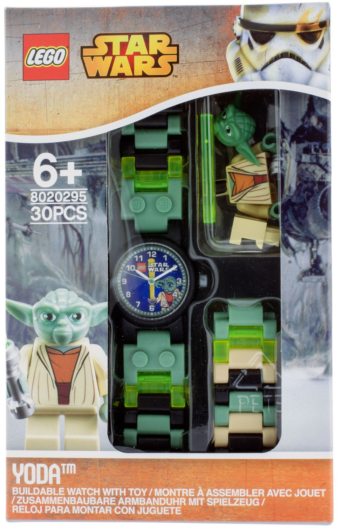 5004610 Yoda Watch
