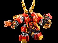 70500 Le robot de feu de Kai 2