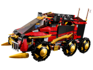 70750 La base mobile des Ninjas 2