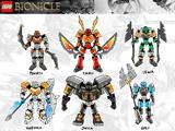 List of BIONICLE sets