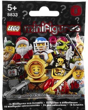 2012 LEGO 8833 Series 8 Minifigures Minifigure Choose A Minifig