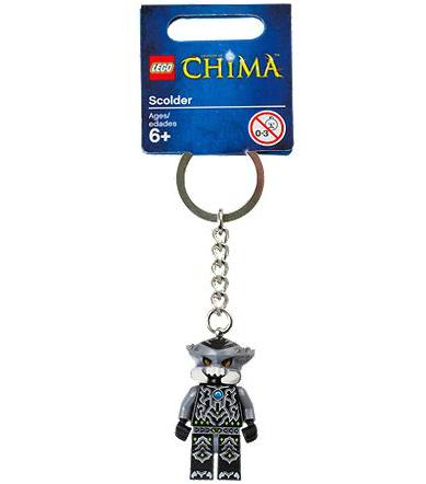 851018 Scolder Key Chain