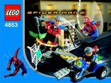 4853 Spider-Man's Street Chase