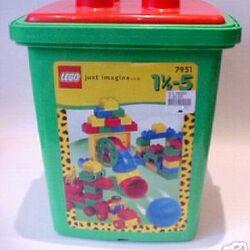 7951 DUPLO Bucket XL