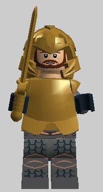 Asgardian Soldier