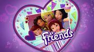 Friends Amies pour la vie 3