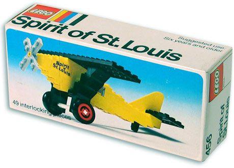 456 Spirit of St. Louis