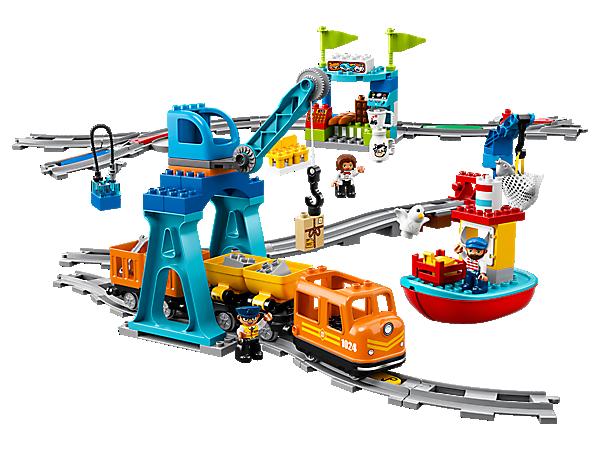 10875 Le train de marchandises