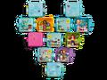 41412 Le cube de jeu d'été d'Olivia 3