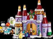 43180 La fête d'hiver dans le château de Belle 2