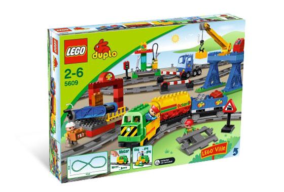 5609 Deluxe Train Set