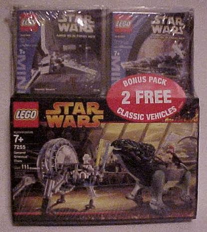 65844 Star Wars Co-Pack