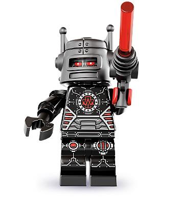 Böser Roboter