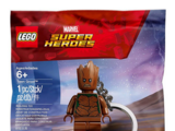 5005244 Teen Groot Key Chain