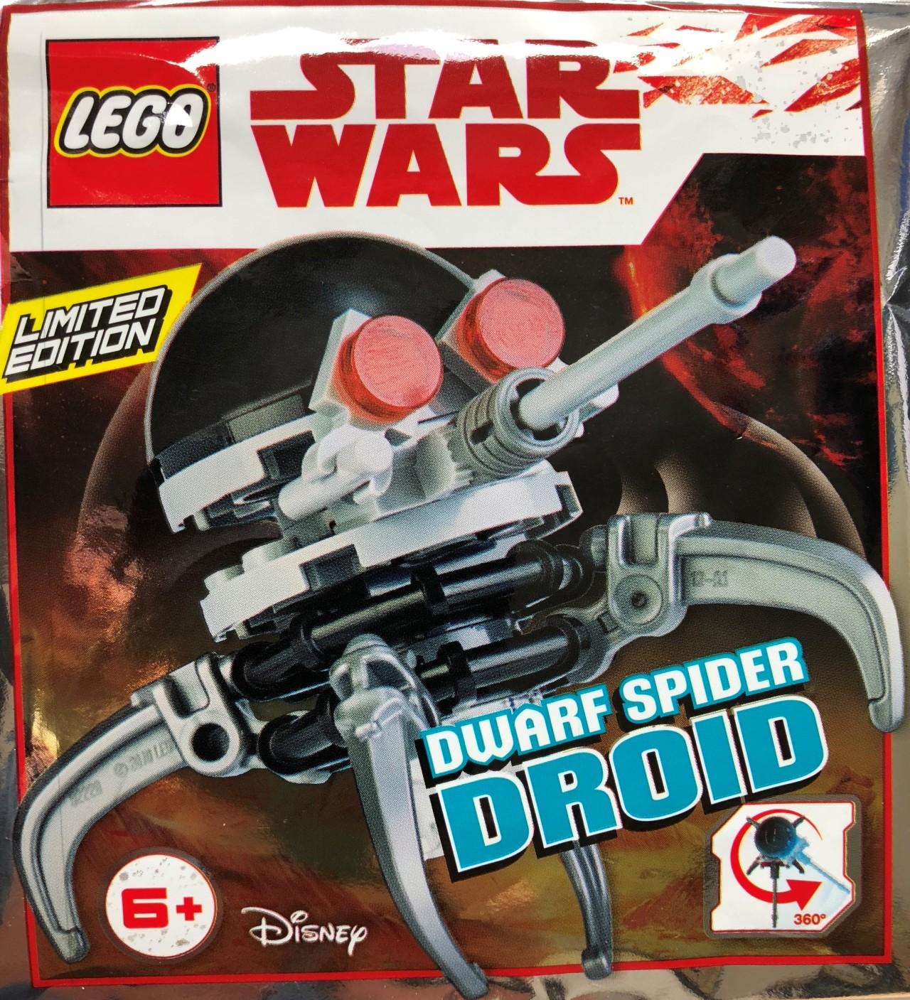 911835 Dwarf Spider Droid