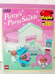 2553 Patty's Pony Stable