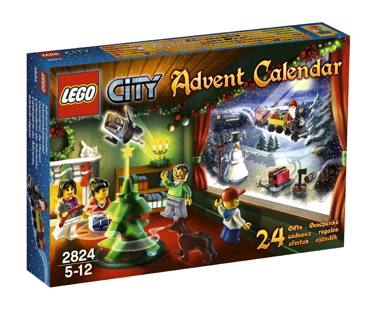 2824 City Advent Calendar