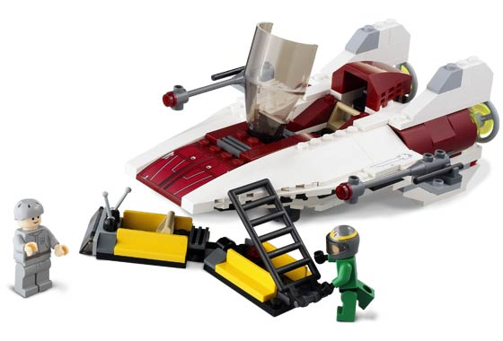 6207 A-wing Fighter