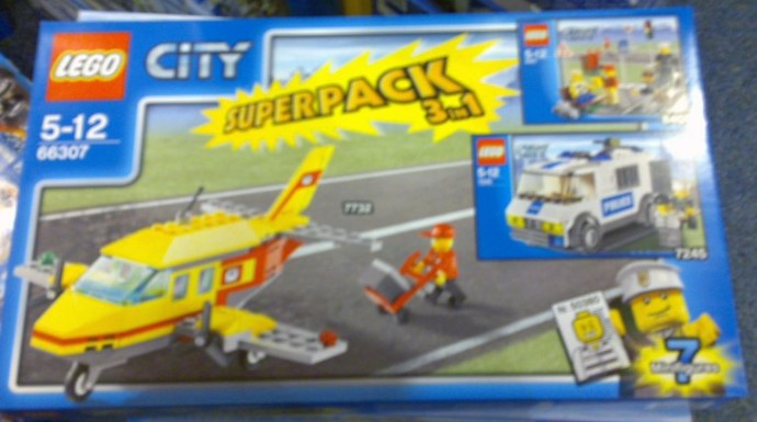 66307 City Value Pack