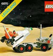 6870 Space Probe Launcher