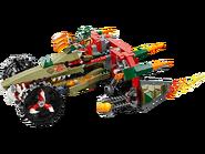 70135 Le Croc' tireur de feu 2