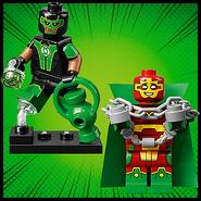 71026 Minifigures Série DC Super Heroes 5