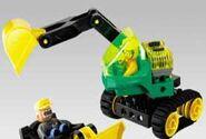 Action Wheelers Excavator