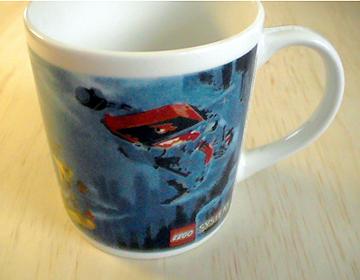 Aquasharks Drinking Mug