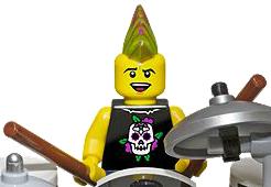 Drummer (Minifigures)