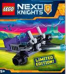 LEGO Nexo Knights 19 Sachet