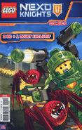 LEGO Nexo Knights Comics 2