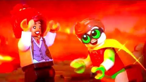 THE LEGO BATMAN MOVIE TV Spot 20 - Team (2017) Animated Comedy Movie HD