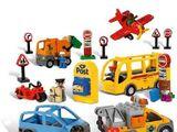 9207 Community Vehicles Set