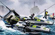 Agents Speedboat