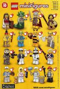 Another LEGO Minifigures Series 10 checklist