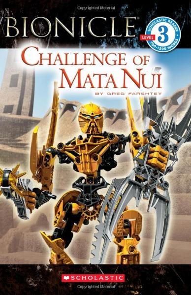 BIONICLE: Challenge of Mata Nui